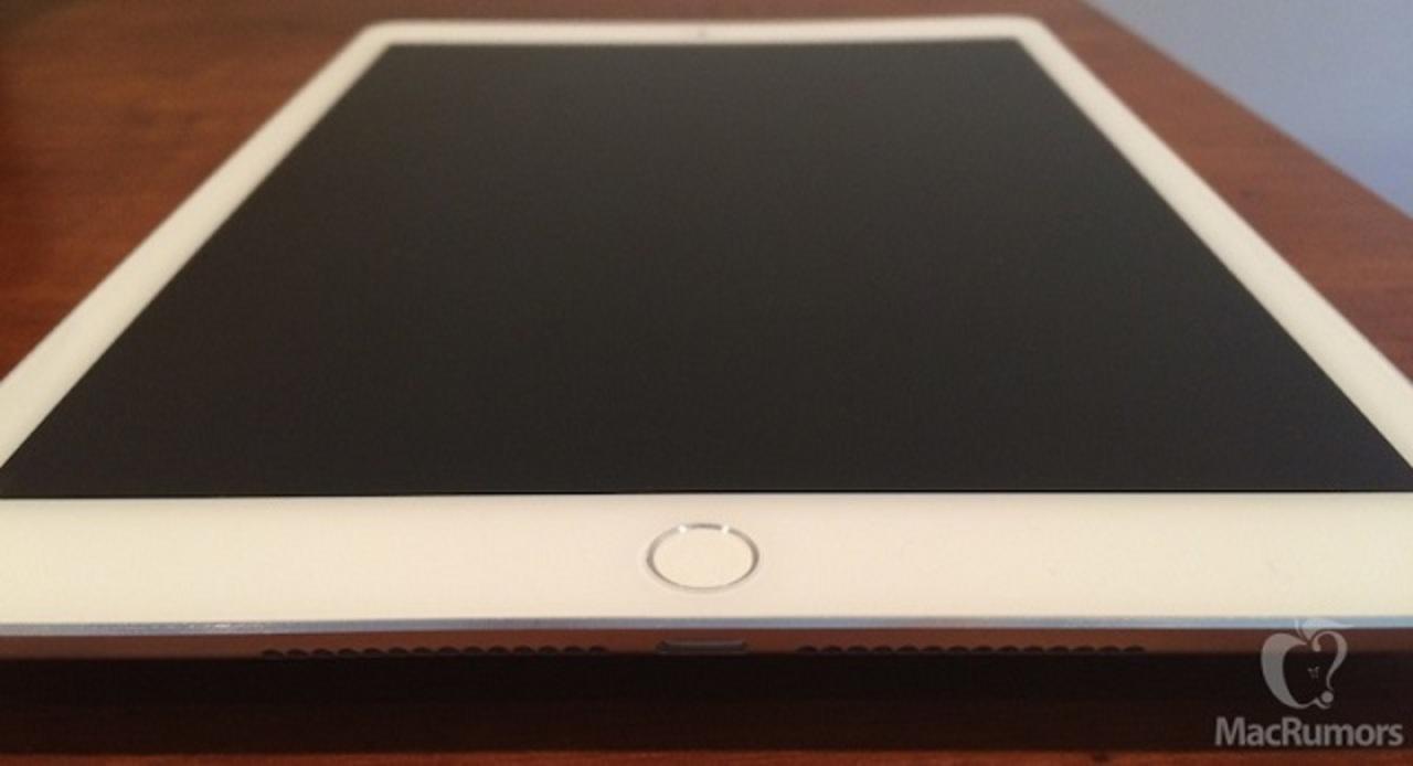 新iPad Airはこうなる? ゴールド登場・指紋認証・薄型化・2GB RAM