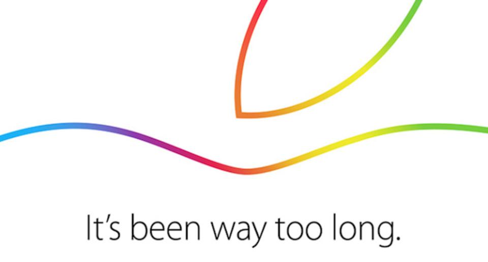 アップル発表会の招待状「It's been way too long.」の「It」は何をさしたのか