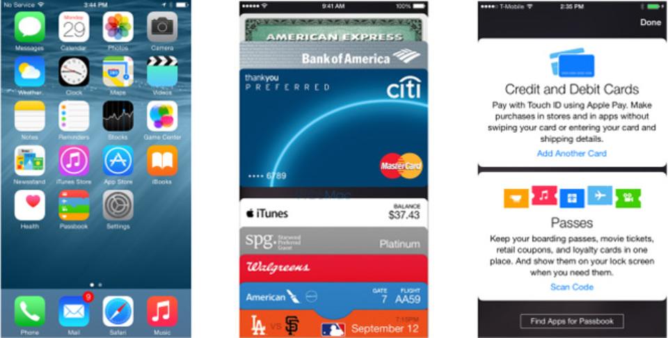 Apple Payは、どうやらこのように動くらしい