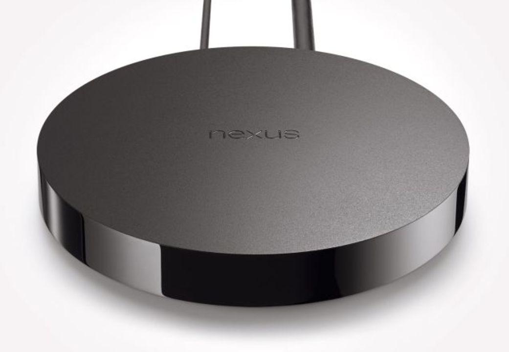 Nexus Playerは初めてのGoogle純正なAndroid TV