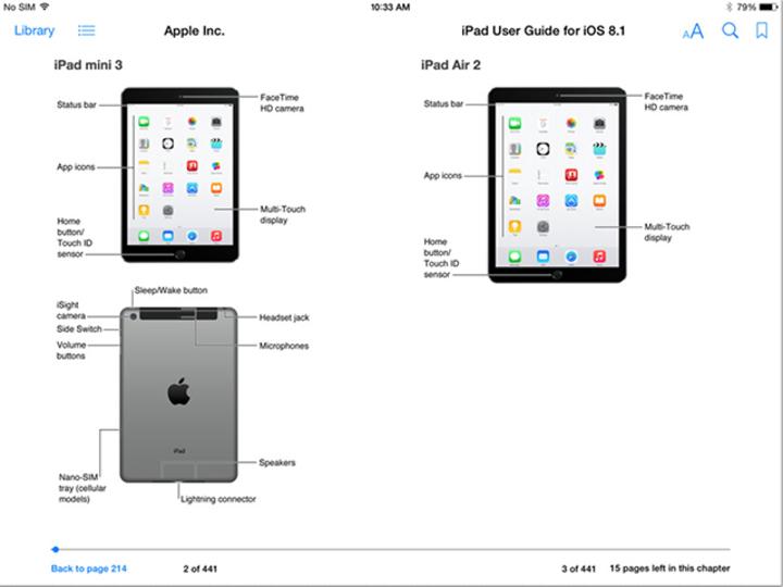 次期iPad AirとiPad miniの詳細が出ちゃってる!