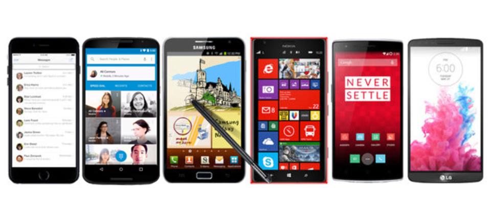 Nexus 6がビッグスマートフォン競争の仲間入り