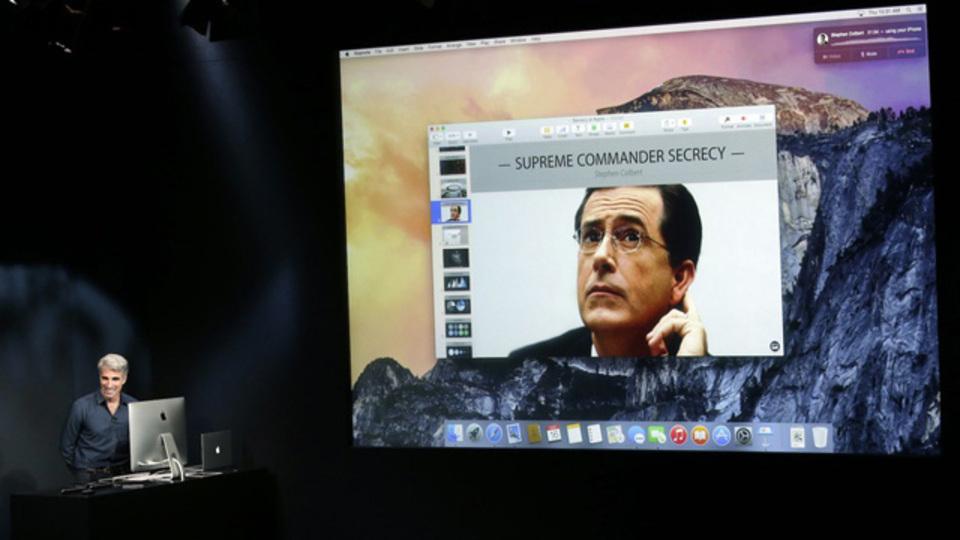 アップル、iPad新製品の事前リークに自虐ネタを披露