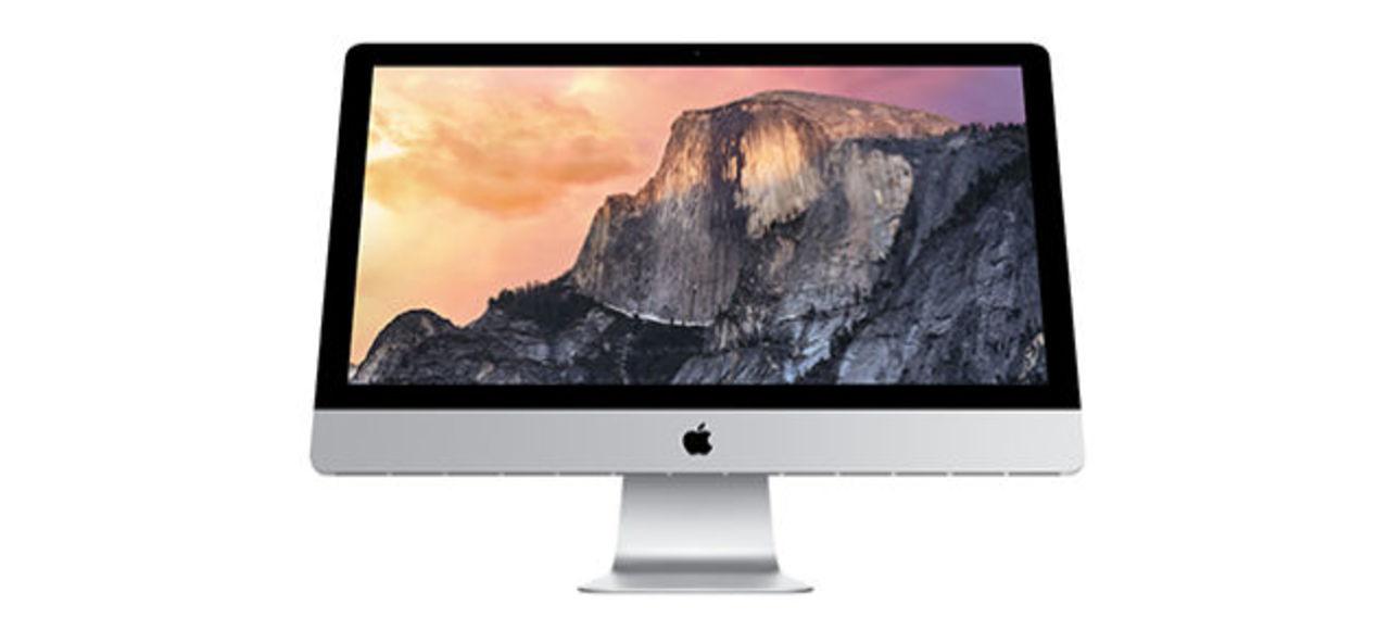 新型iMacは「5K」Retinaディスプレイを搭載:もはや後光が射して見えるレベル