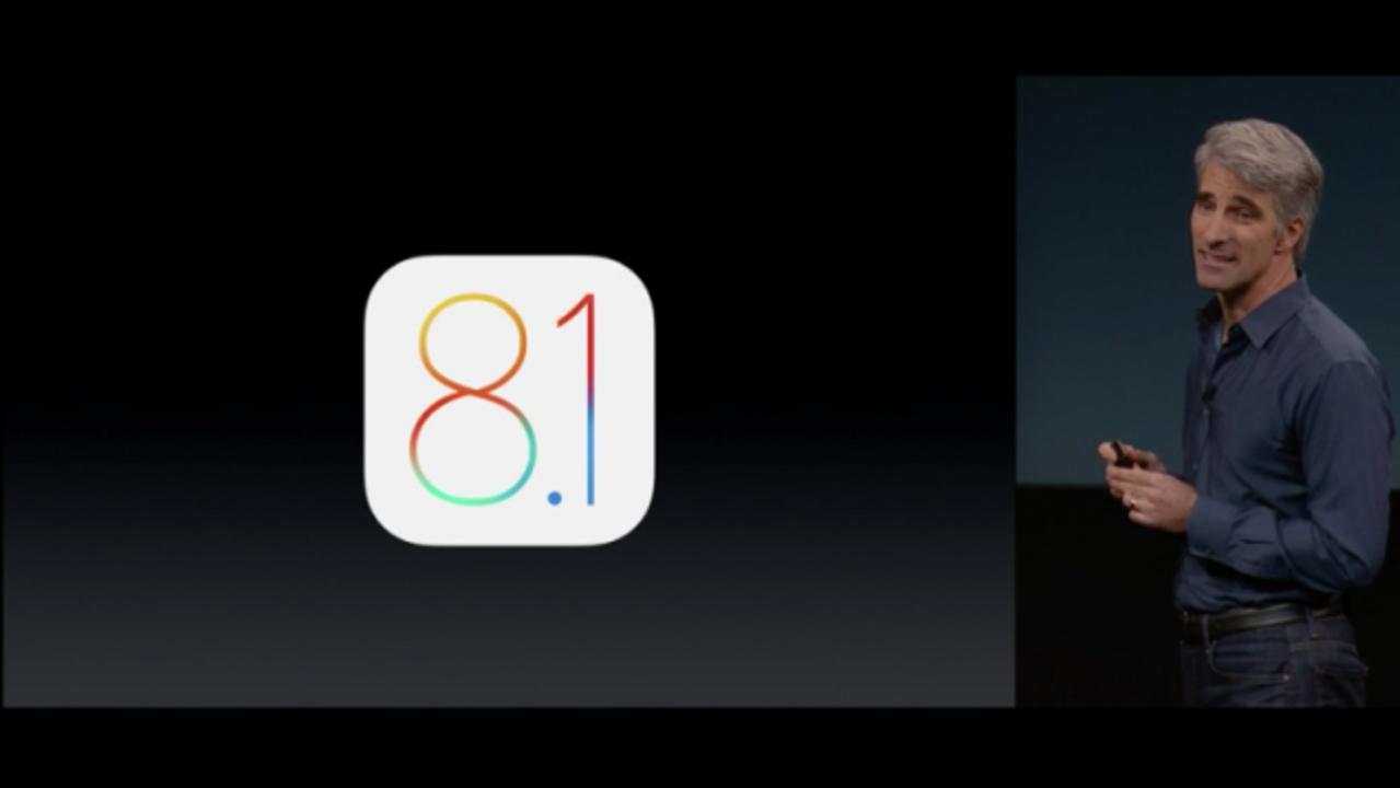 iOS 8.1でカメラロールが帰ってくるー!