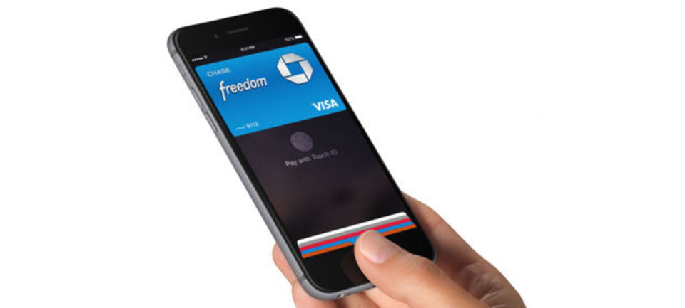 Apple Payは10月20日にサービス開始
