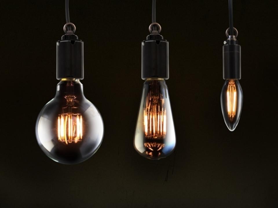 美しい照明は、美しいLED電球からはじまります