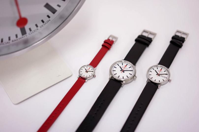 時計を突き詰めたひとつのかたち。それがMONDAINEかもしれない