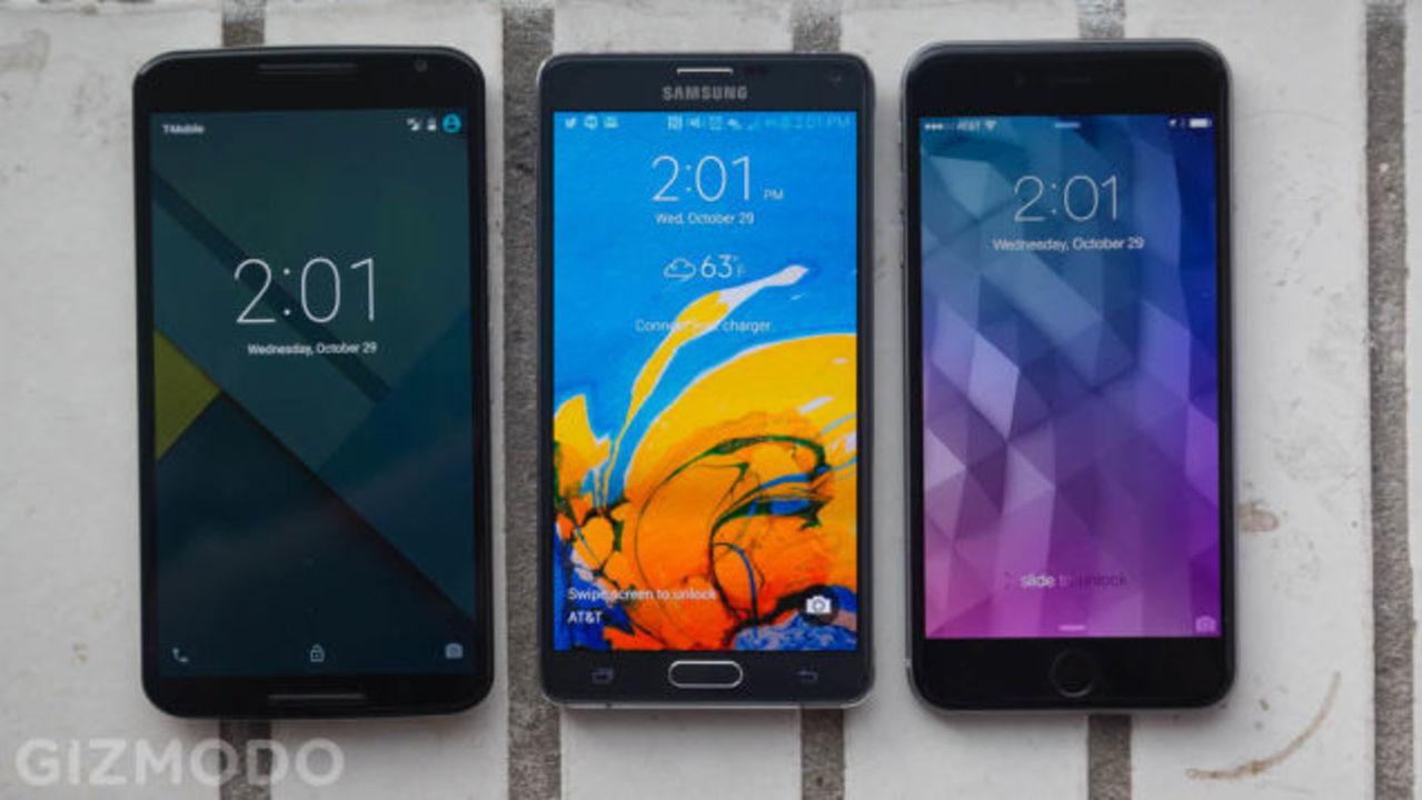 画面サイズ≠本体サイズ。携帯の大きさは画面とわけて考えようね
