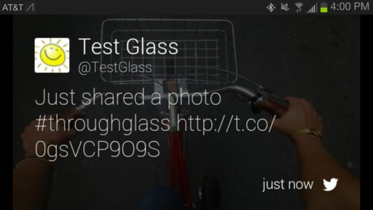 ツイッターがグーグルグラスのサポートやめちゃった