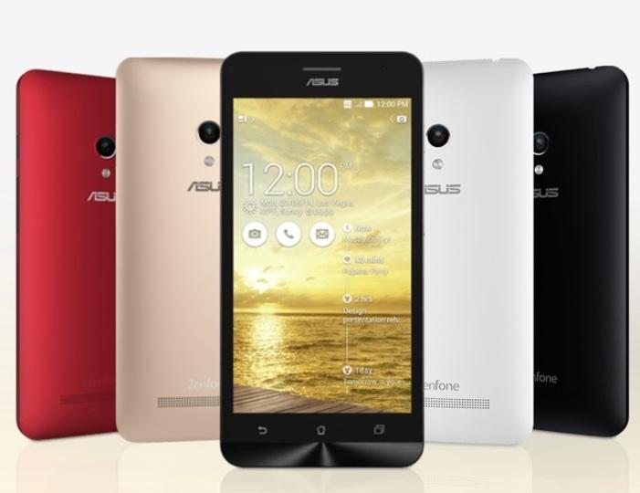 ASUS、SIMフリースマホ「ZenFone 5」を国内でも販売