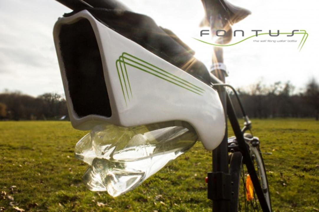 自転車で走りながら、安全な飲料水が作れる?