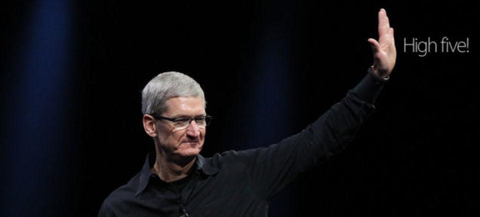 アップルのクックCEO、ゲイであることを公式に認める