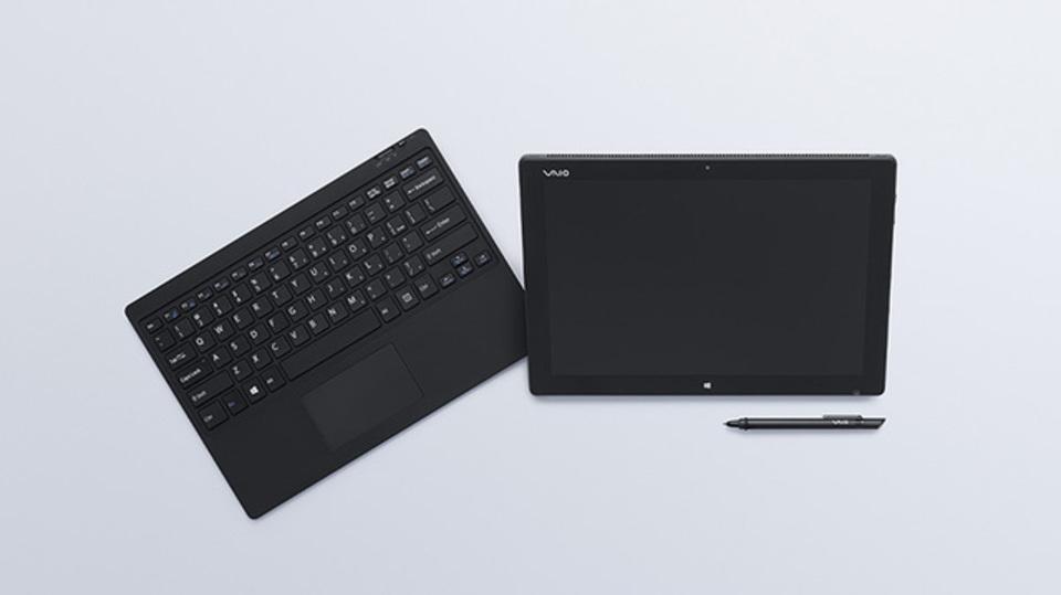 新型VAIOの「VAIO Prototype Tablet PC」ハンズオンレヴュー、クリエイターのための最強のモンスタータブレットPC