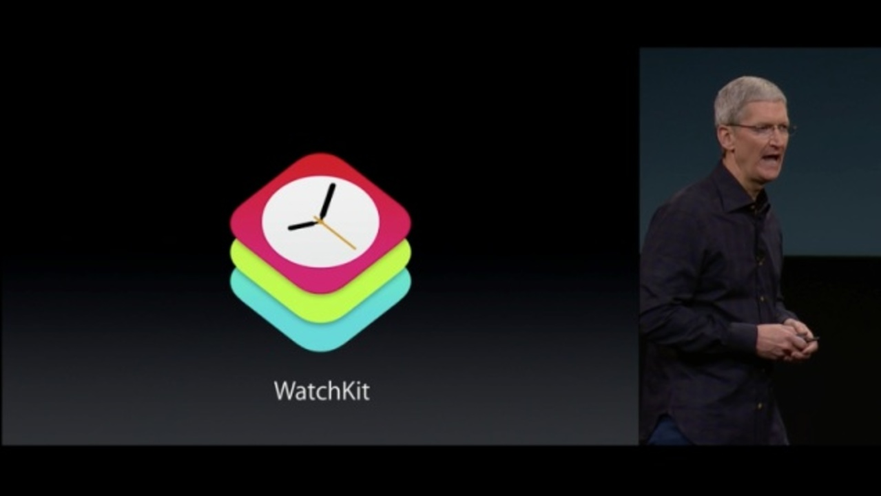 Apple Watch開発キット「WatchKit」が来月リリース