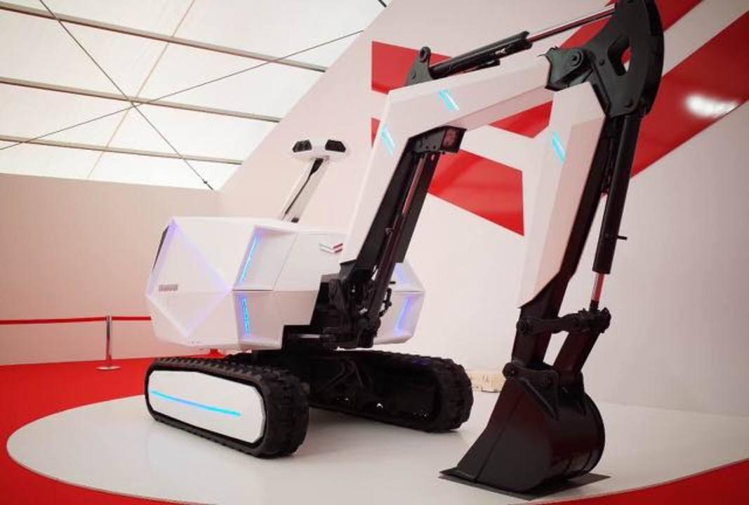 Oculus Riftでコントロールする次世代ロボットショベルカー
