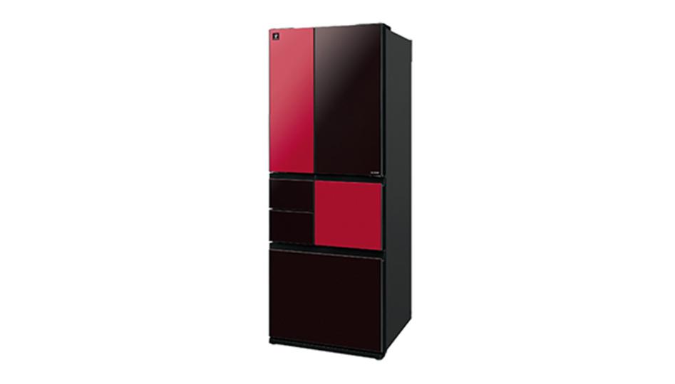 INFOBAR的な佇まいの冷蔵庫「MiYABi」