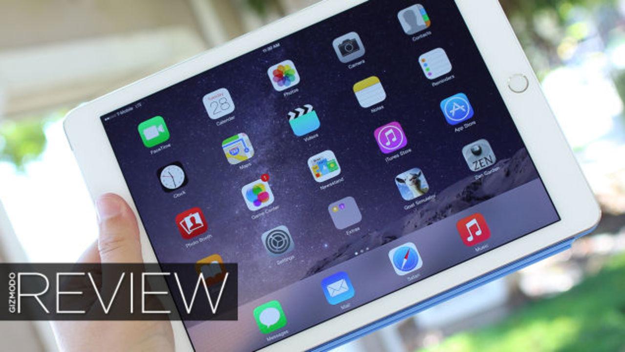 iPad Air 2レビュー:薄さが一線を超えた