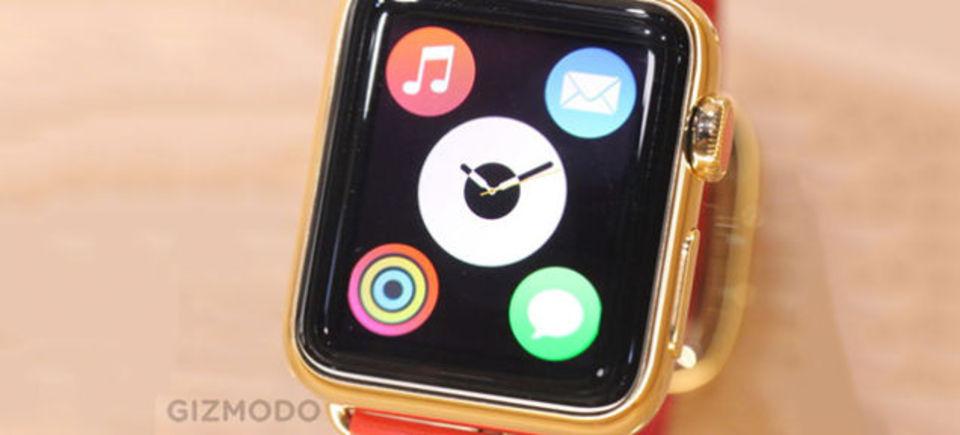 Apple Watch、来年春には買えるかも