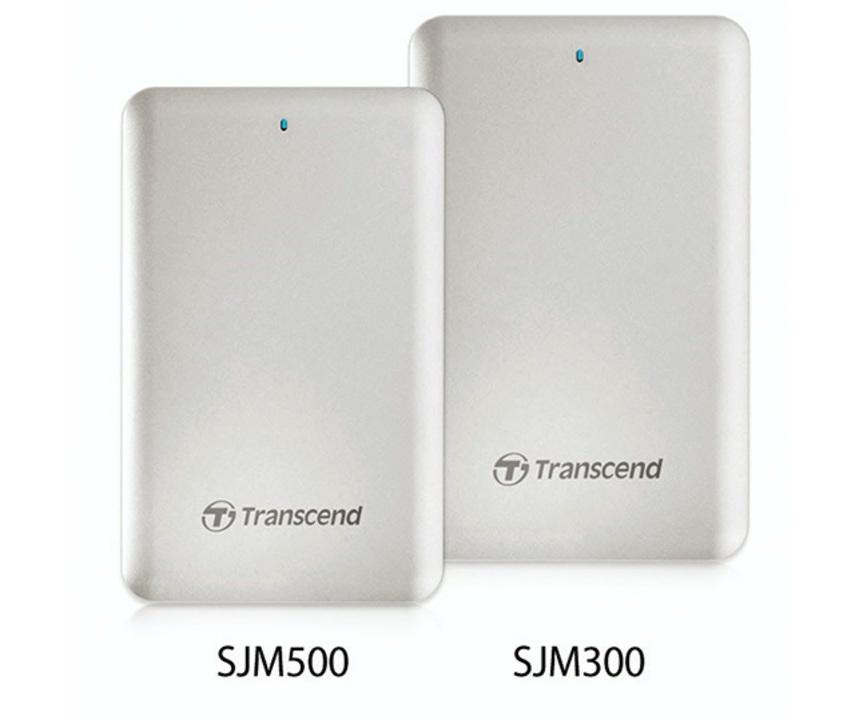 Thunderbolt対応のMac用外付けHDD/SSD「StoreJet 300/500」