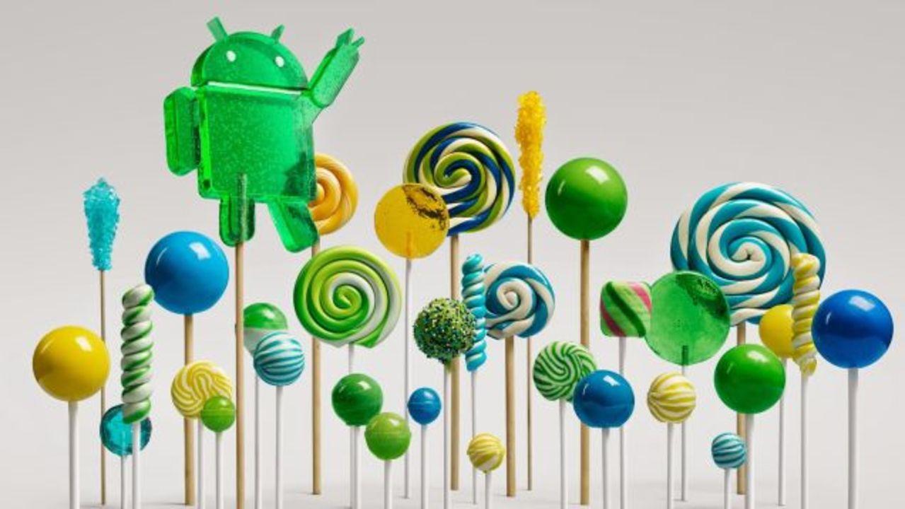 お待ちかね、Android 5.0 Lollipopがリリース