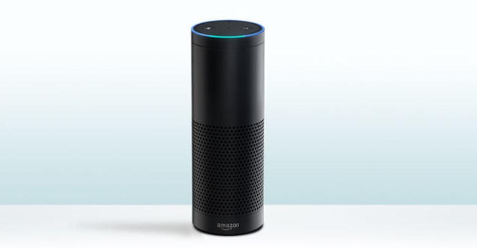 アマゾン発のスピーカー、音声アシスタントありのAmazon Echo