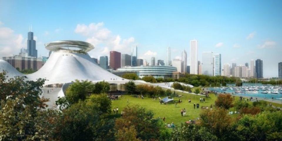 ルーカス・ミュージアムはどんなデザインになる予定?