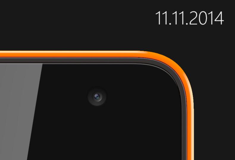 マイクロソフトブランドの新型Lumia、11月11日に発表?