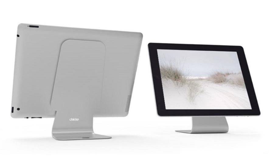 iPadをiMac風に変身させるスタンド