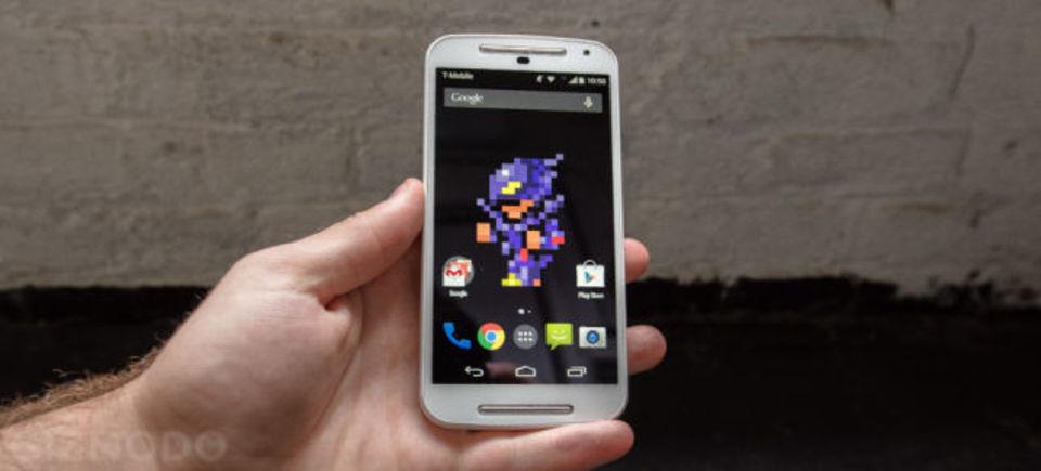 Android 5.0アップデートを最初に受け取るのはMoto G!