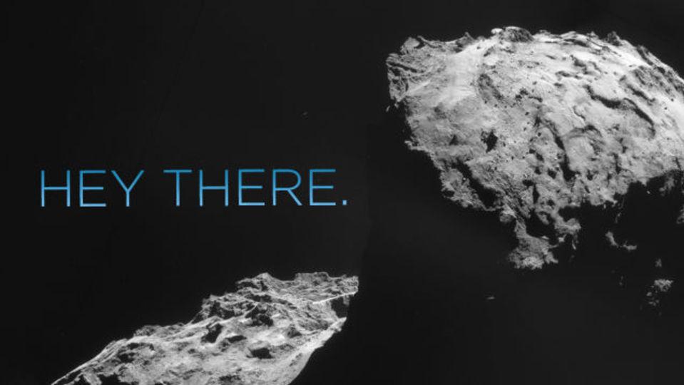 ロゼッタ彗星着陸のすごさがわかる4つのこと