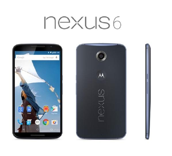 ワイモバイルのNexus 6、12月上旬以降に登場です