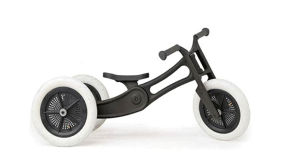 カーペットでできた自転車とは何事ですか?