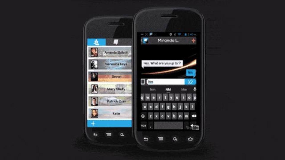 文字を打ったそばからリアルタイムで送信されるメッセージアプリ、なんて恐ろしい