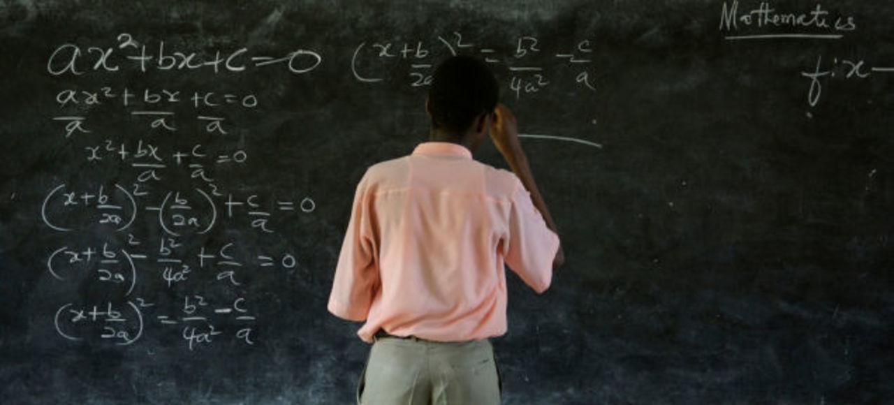 なぜ方程式で未知数はXなの?