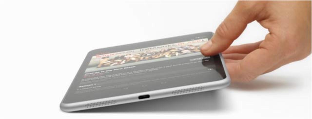 ノキアがAndroidタブレット端末「N1」を発表、iPad miniっぽい