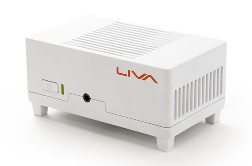 190gの超小型手乗りWindowsマシン「LIVA」