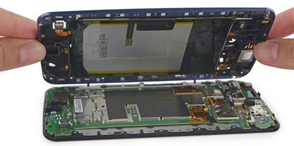 Nexus 6大解剖、ビッグそしてビューティフル