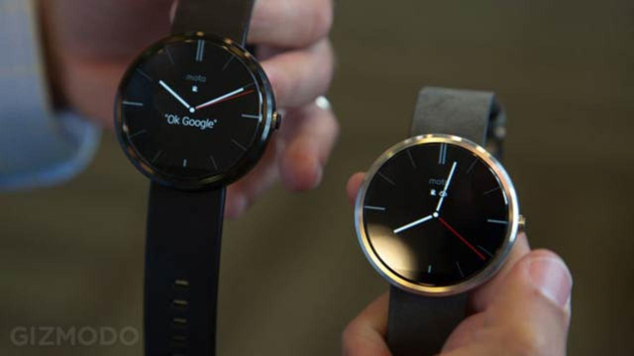 時計業界がスマートウォッチの文字盤デザインにもの申す