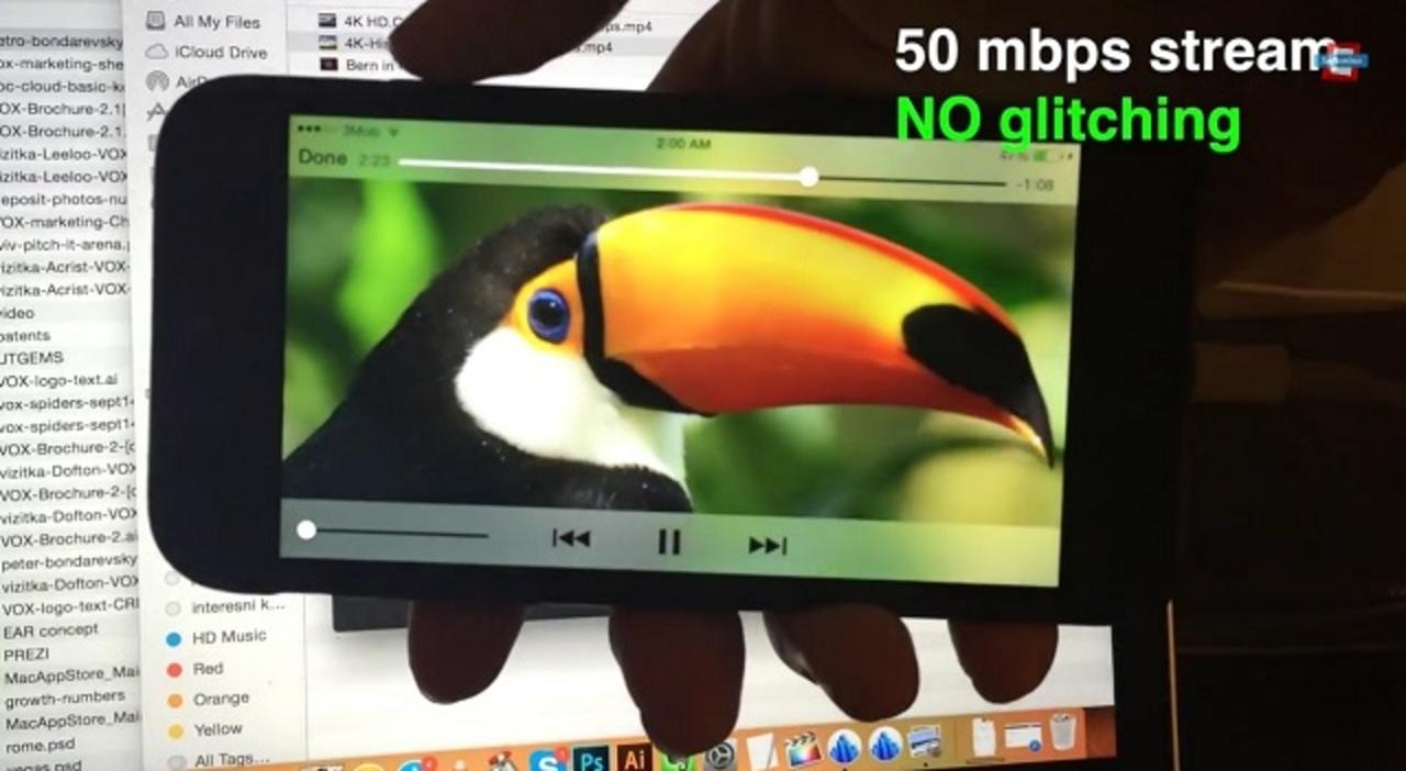 iPhone 6/6 Plusは脅威の4K動画再生に対応していた…?