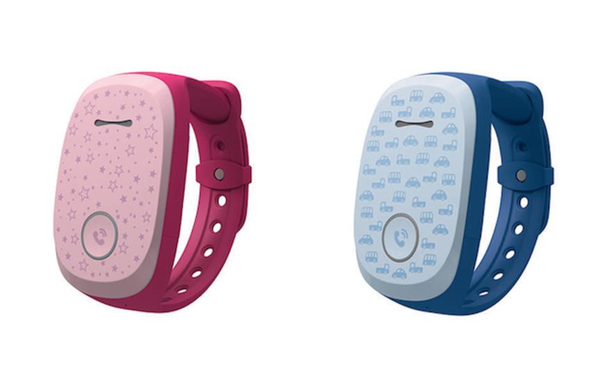 ボタン1つで親と話せる、子供向けのウェアラブルガジェット「GizmoPal」