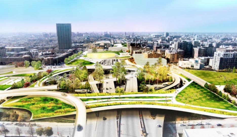 オバマ大統領図書館建設計画、市全域の公共インフラとなるか
