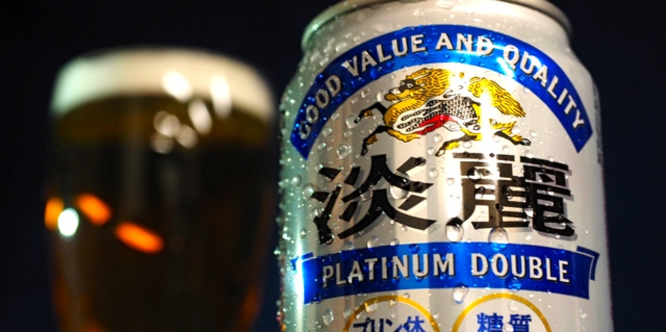 0コンマ以下への挑戦。ビールの世界に隠されたイノヴェーションとは?