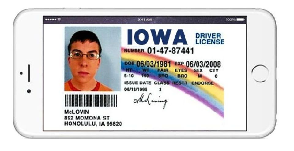 スマホのアプリで運転免許証を提示できるのってあり? なし?