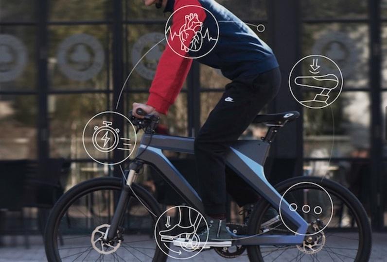 中国検索大手のBaiduがスマート自転車を開発、自家発電します