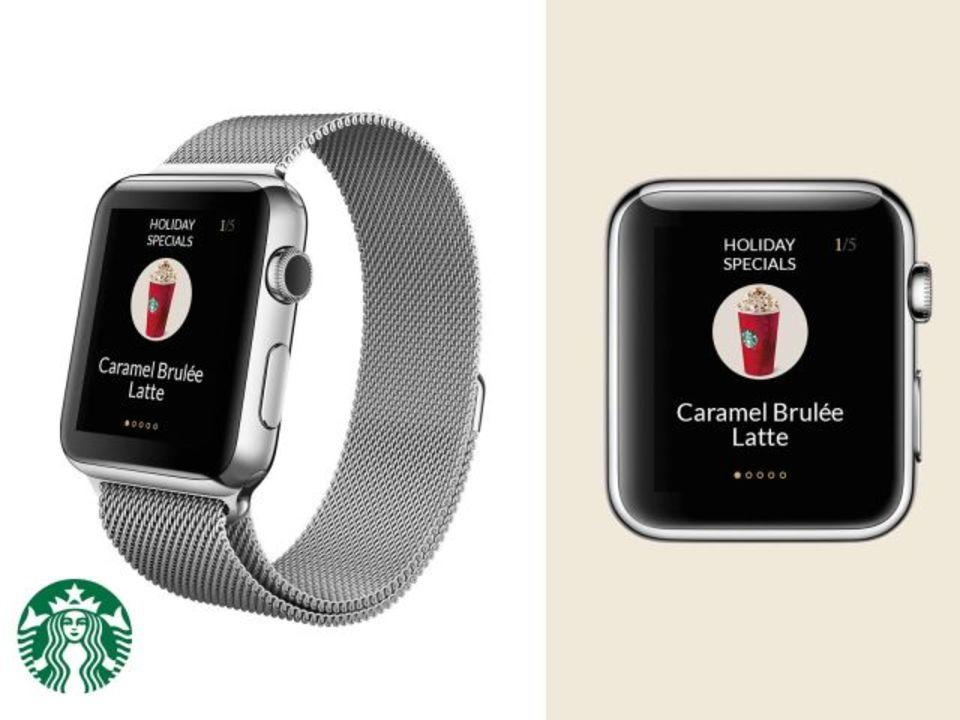 Apple Watchを使えばスタバで並ばなくていいという夢