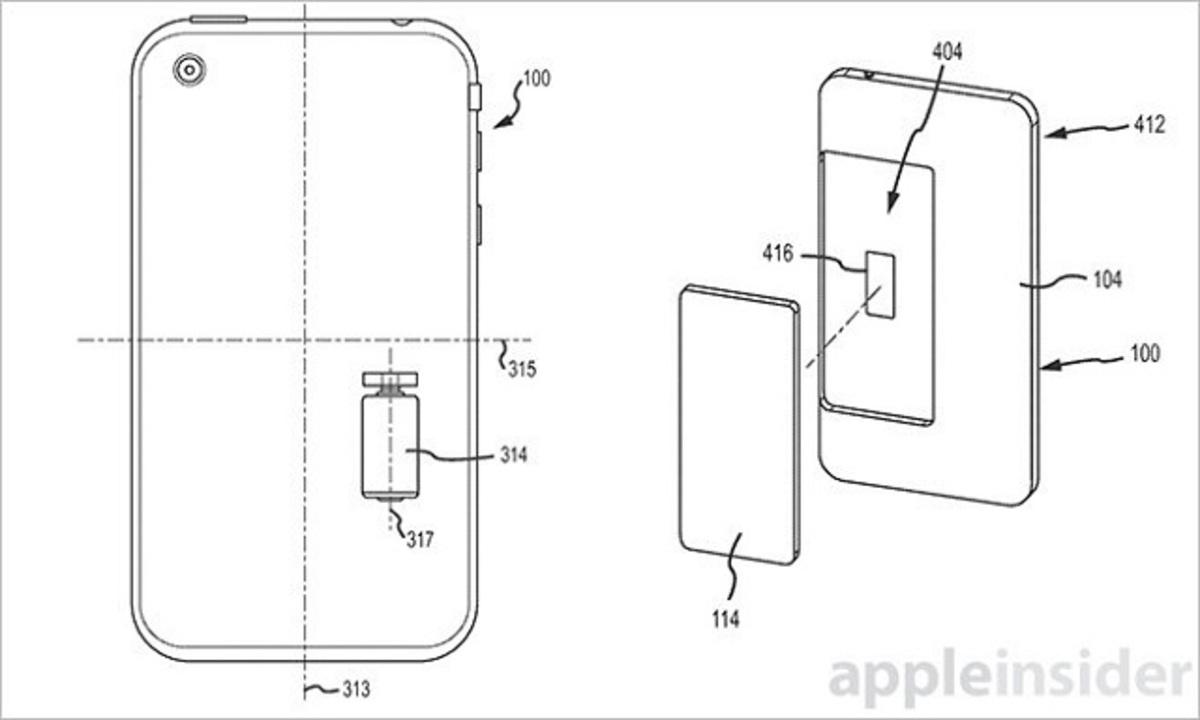 将来のiPhoneは落下時に回転して本体を守る? アップルが特許を取得