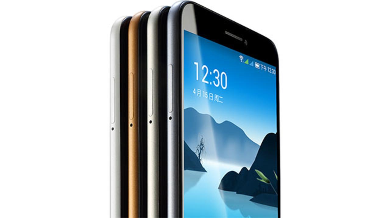 「iPhone 6のデザインは我々のマネ」中国メーカーが名乗り出る