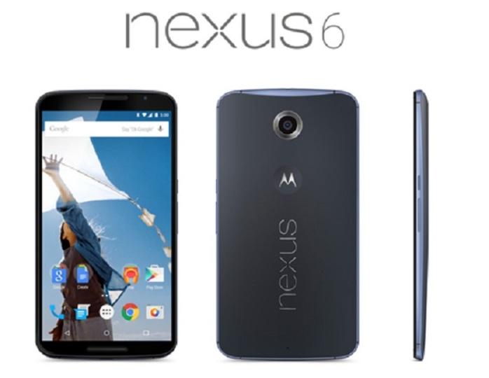 Nexus 6、12月11日にワイモバイルから発売開始。予約もスタート