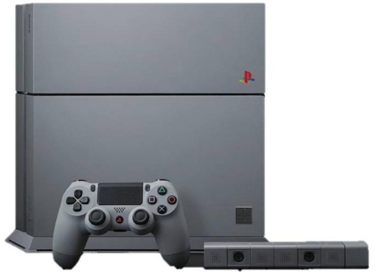 限定モデルのPS4初代カラーが銀座のソニーショールームで見られます